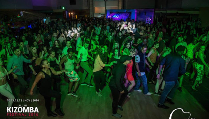 All in kizomba festival 201642