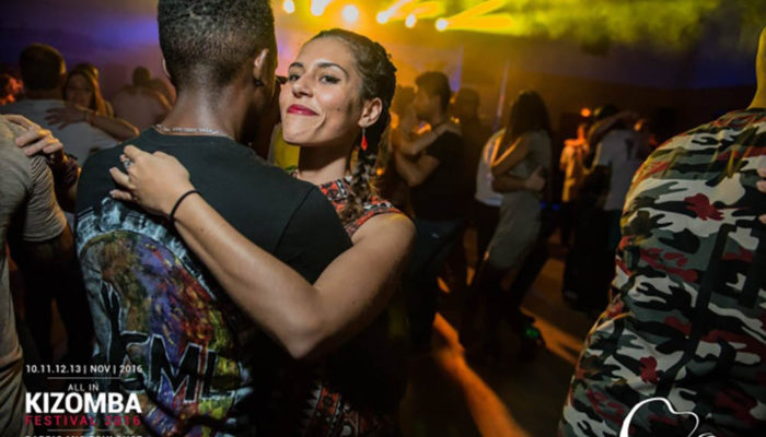 All in kizomba festival 201645