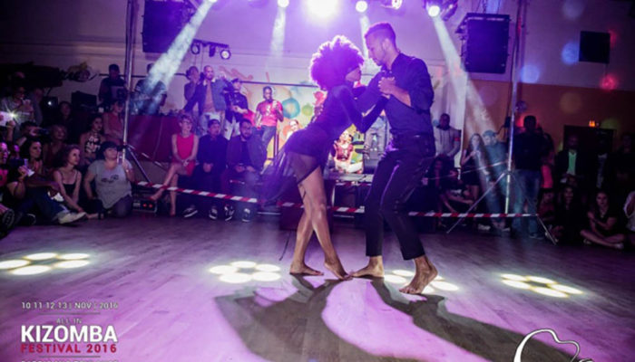 All in kizomba festival 201658