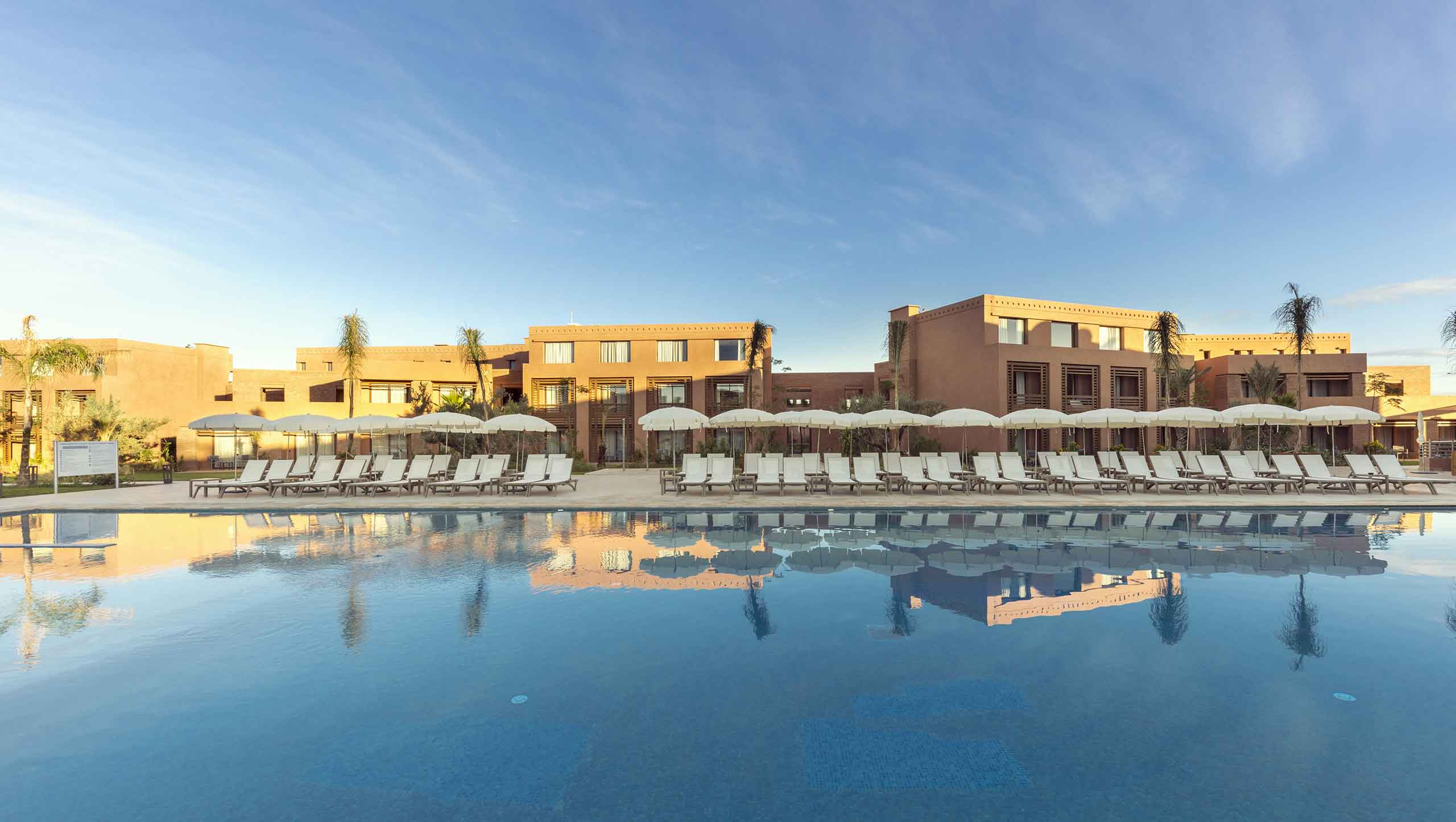 BE LIVE EXPERIENCE <br>MARRAKECH PALMERAIE